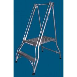 Allweld Aluminium Platform Ladder 0.55m