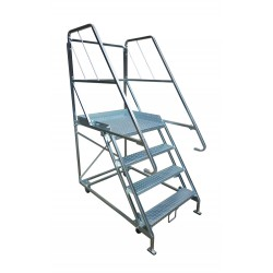 BJ Turner Order Picking Platform Ladder 0.705m