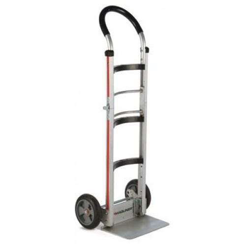 MAGLINER Folding Hand Truck with Rubber Wheels