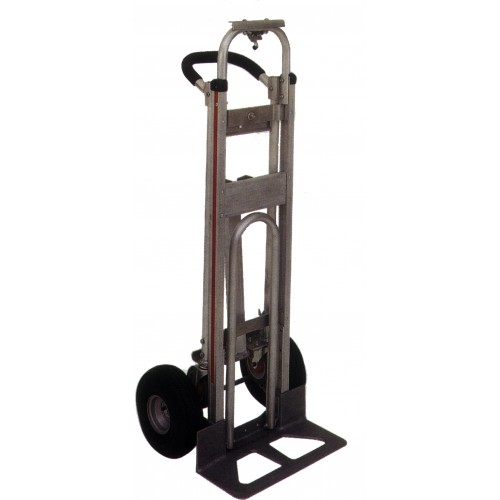 MAGLINER 3 Position Bottled Water Hand Truck with Folding Nose