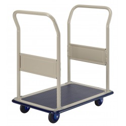 PRESTAR NB103 Flat Bed Platform Trolley 150 Kg - 2 Fixed Handles