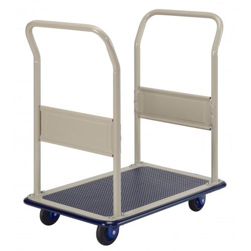 PRESTAR NB103 Flat Bed Platform Trolley 150 Kg - 2 Fixed Handles
