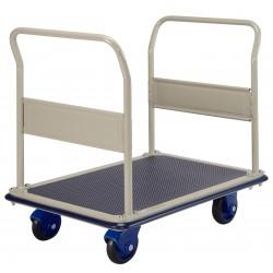 PRESTAR NF303 Flat Bed Platform Trolley 300 Kg - 2 Fixed Handles
