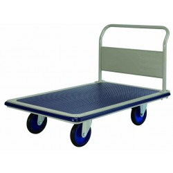 PRESTAR NG402 Flat Bedl Platform Trolley 500 Kg - Fixed Handle