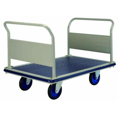 PRESTAR NG403 Flat Bed Platform Trolley 500 Kg - 2 Fixed Handle