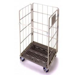 PRESTAR WL2SB Cage Trolley Worktainer 300 Kg Open 3 Sides