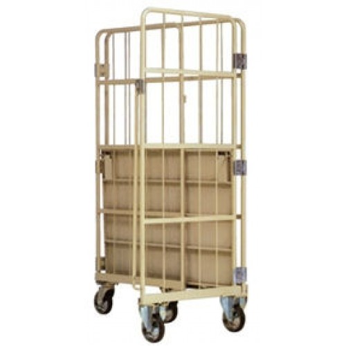 PRESTAR WL6SB Cage Trolley Worktainer 500 Kg Open 3 Sides
