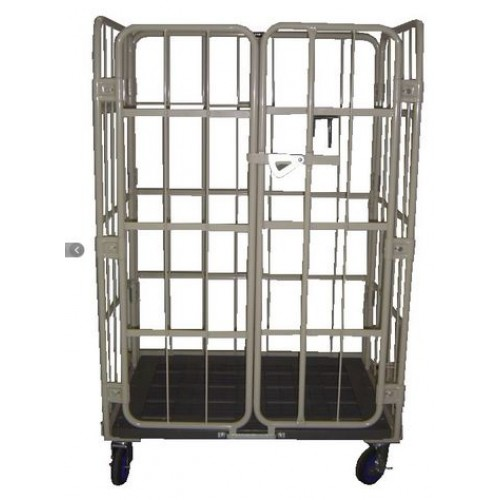 PRESTAR WL6SBD Cage Trolley Worktainer 500 Kg with Door