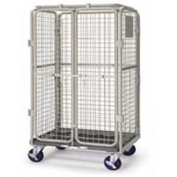 PRESTAR WL6SC Cage Trolley Security Worktainer 500 Kg