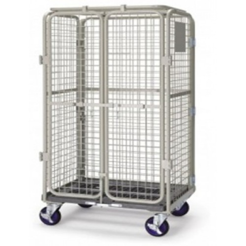 PRESTAR WL6SC Cage Trolley Security Worktainer 500 Kg