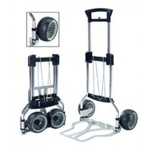 RuXXac Cross Folding Hand Truck 75 Kg