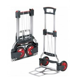 RuXXac Exclusive Folding Hand Truck Stainless Steel 125 Kg